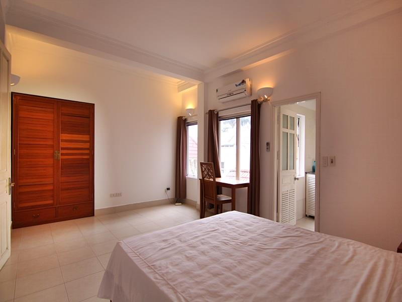 Cheap and spacious one bedroom apartment for rent in Vong ...