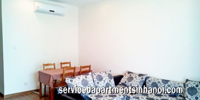 Cheap Price Two Bedroom Apartment For Rent In Times City Hai Ba Trung