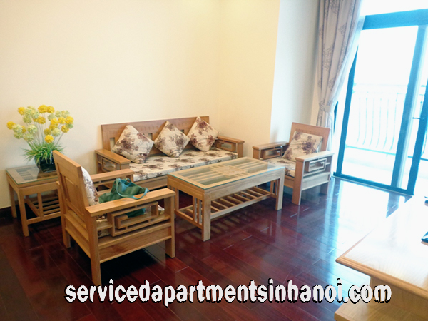 Apartment In Thanh Xuan For Rent