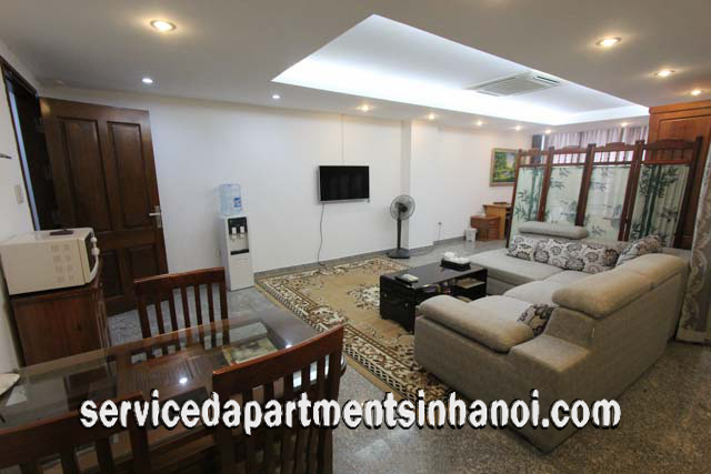 Open Floor Plan Apartment: Open FLoor Plan Apartment For Rent In Xuan Thuy Str, Cau Giay