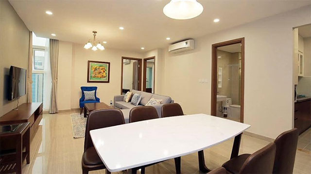 🏢Elegant 3 Bedroom Apartment Rental in L3 Building, Ciputra Hanoi🏢