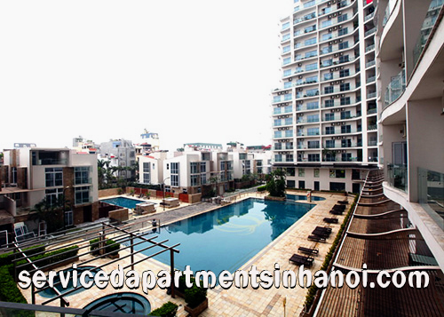 2 bedroom modern style apartment in Golden Westlake to rent