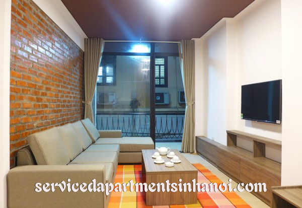 A brand new serviced apartment for rent near Sheraton Hotel