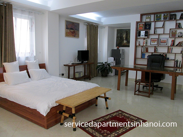 serviced apartment in dong da