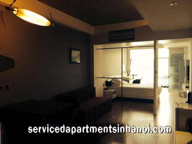 Amazing brand new one bdrm apartment in Ba Dinh