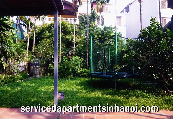 beautiful garden homes for rent. Beautiful Garden House for rent in Dang Thai Mai street  Tay Ho Houses Villas Westlake