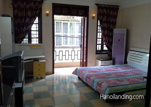 Beautiful House for Rent in Ngoc Ha street, Ba Dinh