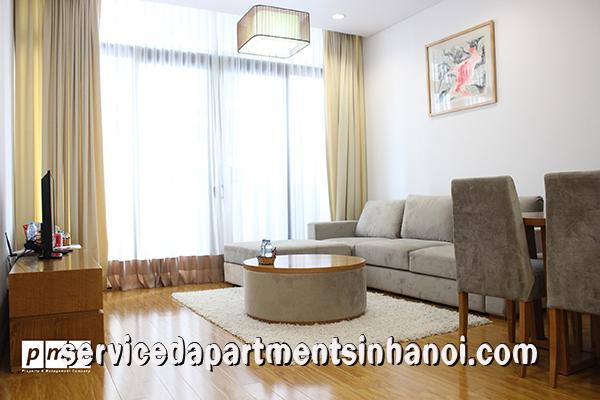 Beautiful One Bedroom Apartment Rental In Dolphin Plaza, Nam Tu Liem