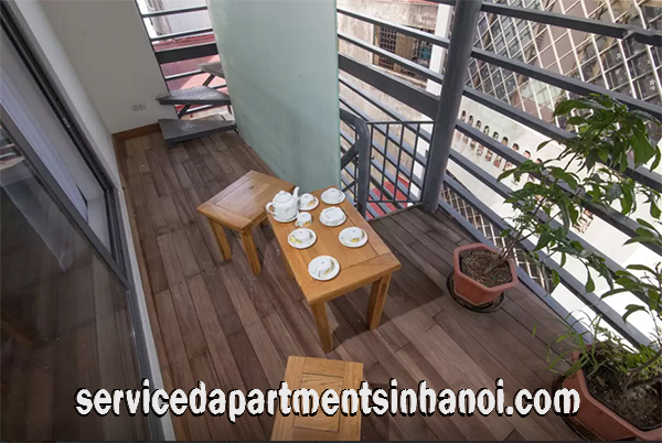 Beautiful Serviced Apartment Rental in Hanoi Old Quarter, Hoan Kiem