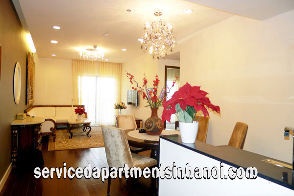 Beautiful Three Bedroom Apartment for rent in Lancaster, 20 Nui Truc, Ba Dinh