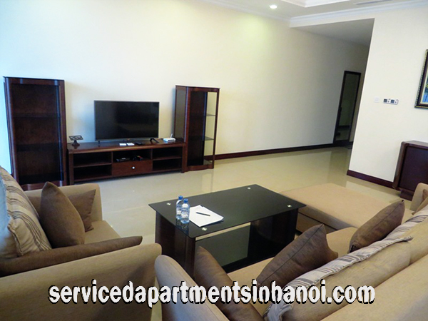 Beautiful Three bedroom Apartment for rent in R2 Building, Royal City Thanh Xuan, Hanoi