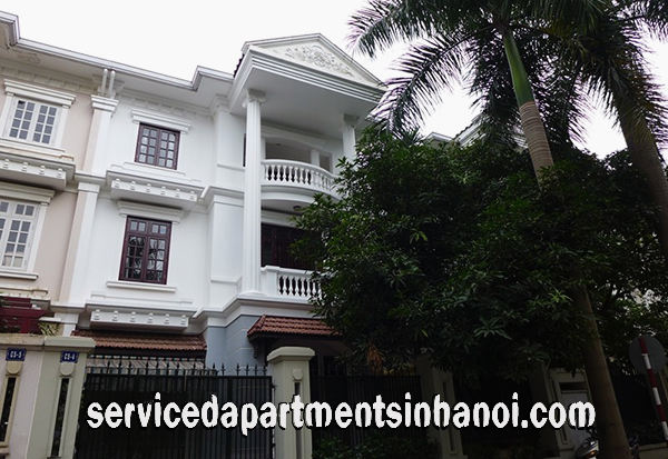 Beautiful Villa  in Block C5, Ciputra Hanoi, Very Close to Hanoi Academy