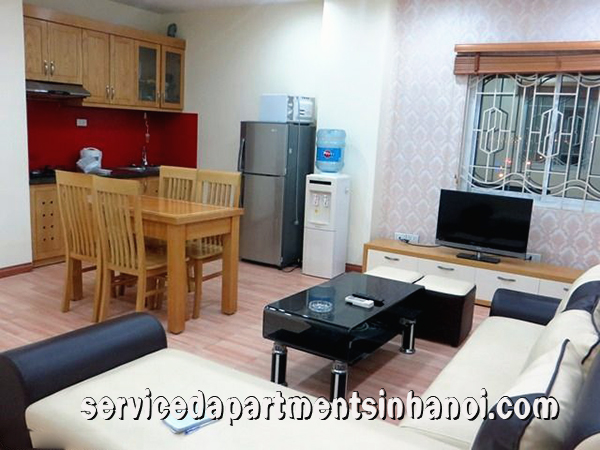 Serviced apartment in Long Bien