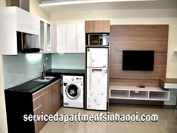 Brand New Two bedroom Apartment Building for Rent in Ta Quang Bui street, Hai Ba Trung