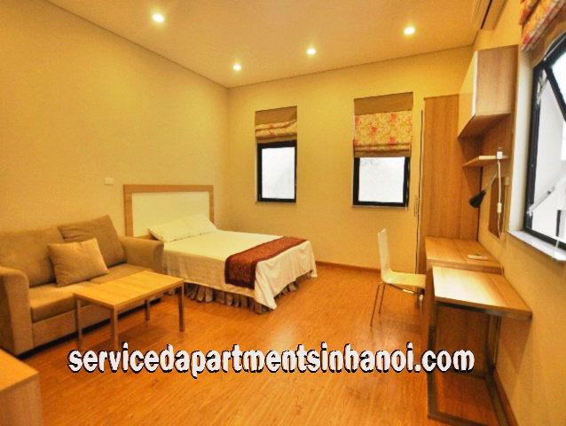 Brand new apartment with nice style in the heart of Downtown HaNoi