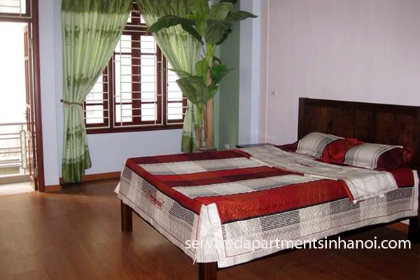 Brand new house for rent in Nguyen Khanh Toan, Cau giay