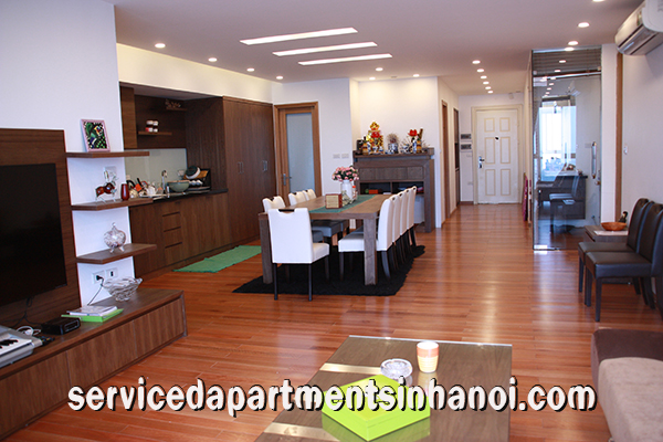 Brand New, Modern, High - class Equipped FLC Apartment in Hanoi