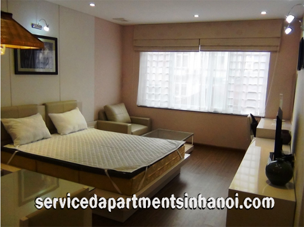 Brand New Serviced Apartment in Linh Lang str, Ba Dinh