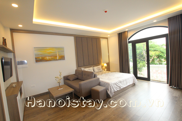 Brand New Serviced Apartment Rental in Duy Tan Street, Cau Giay District