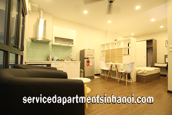 Brand New Serviced Apartment Rental in Giang Vo street, Dong Da