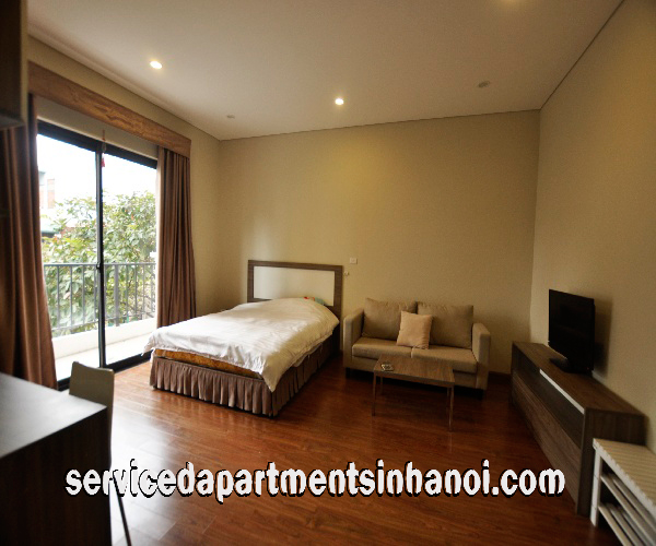 Brand New Studio For Rent Near Thien Quang Lake, Hai Ba