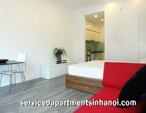 Cozy Studio Type Apartment rental  in Xuan Dieu, Tay Ho