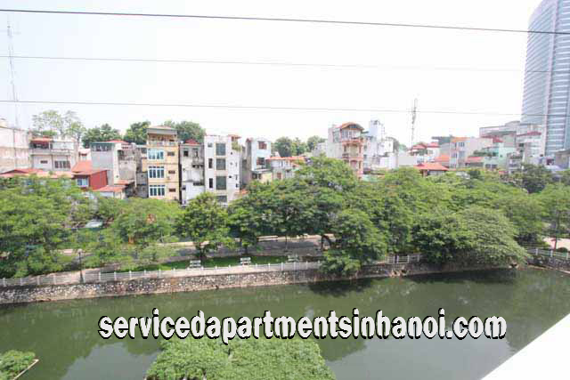 Brand New Two Bedroom Apartment Rental in Truc Bach Area, Ba Dinh