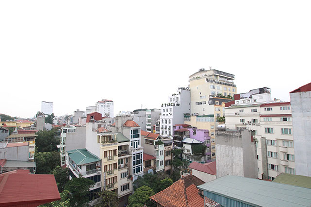*Bright & Modern Apartment For Rent in Yen Ninh street, Ba Dinh, Beautiful Balcony*