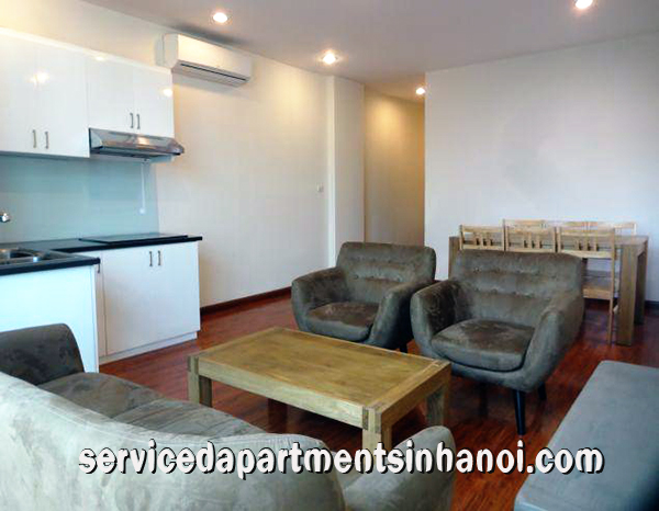 Budget Price Apartment for rent in Truc Bach, Ba Dinh