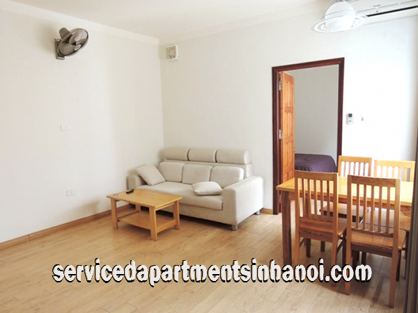 Budget Price One Bedroom Apartment Rental in Truc Bach Area, Ba Dinh