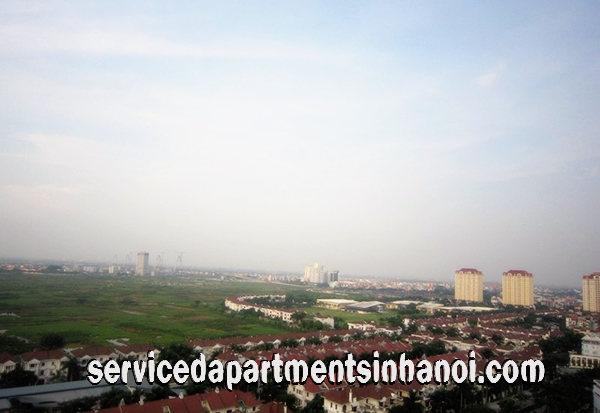 Budget Price Three Bedroom Apartment in E5 Ciputra, Tay Ho Area