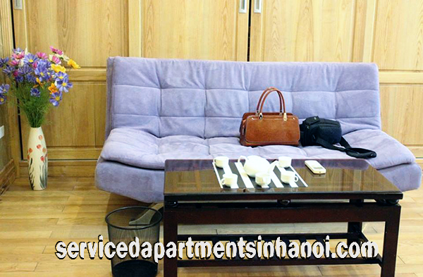 Budget Price Two bedroom Apartment Rental in Nguyen Co Thach Street, My Dinh