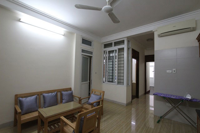 *CENTRAL Two Bedroom apartment for rent in Hoan Kiem District*
