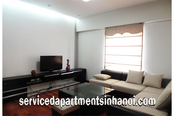 Spacious 2 bedroom apartment for rent in 93 Lo Duc street, Hai Ba Trung distr