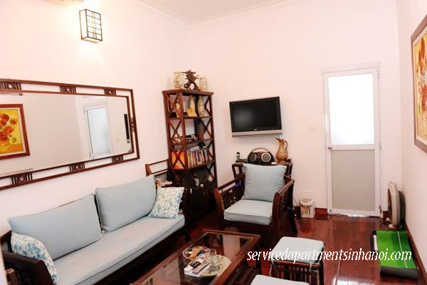 Cheap 2 bedroom apartment for rent in giai phong street for 2 bedroom apartments cheap