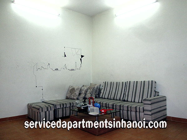 Cheap 2 Bedroom Apartment Rental in Kim Ma str, Ba Dinh