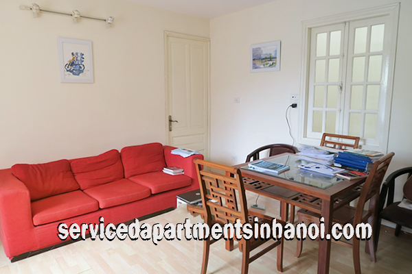 Cheap Apartment Rental near Truc Bach area, Ba Dinh