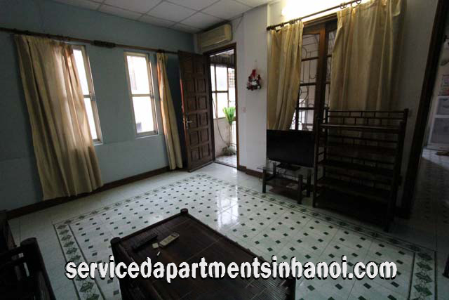 Cheap One Bedroom Apartment For Rent In Pho Hue Street