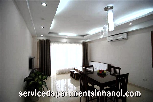 Cheap one bedroom apartment in Truc Bach area, Badinh