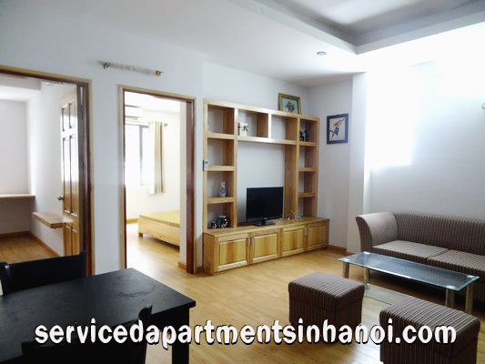 Budget Price Serviced Apartment in Van Ho street, Hai Ba Trung