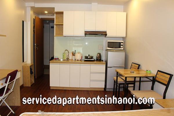 Cheap Studio Apartment for Rent near Phan Chu Trinh street ...