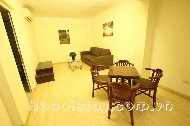 Cheap Two bedroom Apartment Rental near Lang Ha street, Dong Da