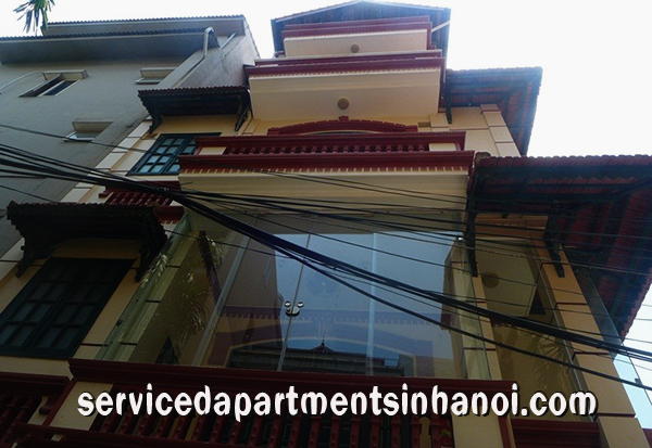 Convenient House For Rent in Dang Thai Mai street, Tay Ho