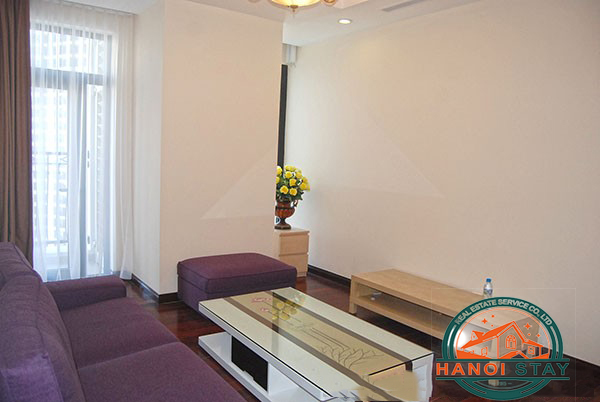 Convenient Two bedroom Apartment for rent in Royal City Nguyen Trai, Thanh Xuan