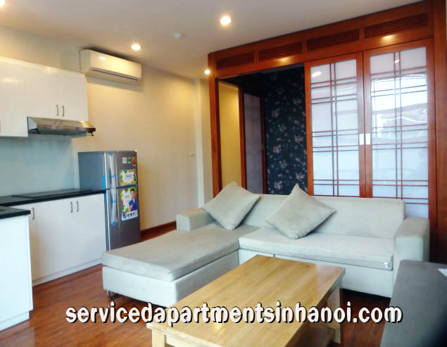 Conveniently Design Apartment rental in Truc Bach area, Ba Dinh