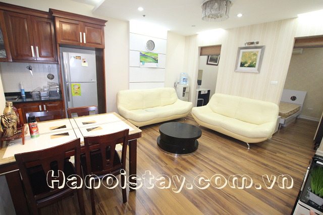 Cozy Serviced Apartment Rental in Le Van Huu street, Hai Ba Trung