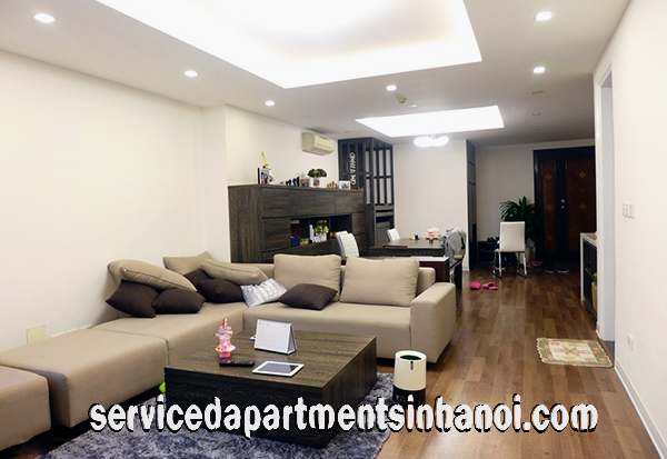 Cozy  Three Bedroom apartment for rent in G3 Tower, Ciputra Area