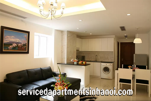 Deluxe One Bedroom Apartment In IDC Building, Hanoi