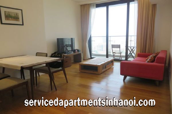 Deluxe Three bedroom Apartment  Rental in IPH, 241 Xuan Thuy, Cau Giay