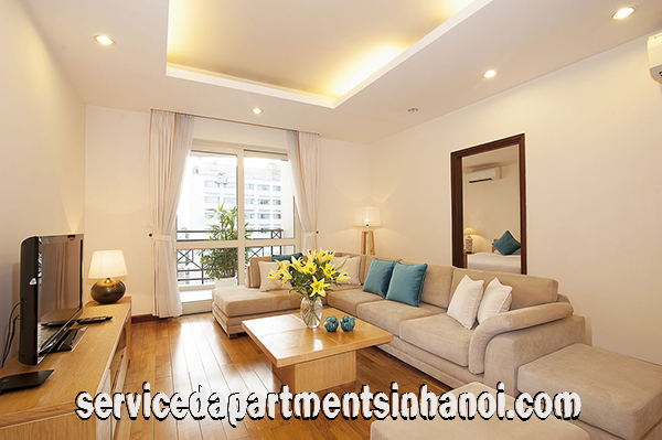 Deluxe Two Bedroom Apartment Rental In Atlanta Building, Hanoi